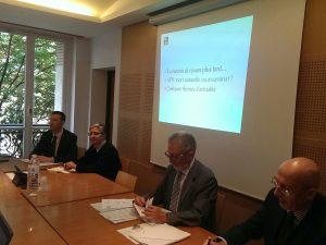 La conférence de presse du SNPDEN (@SNPDEN)