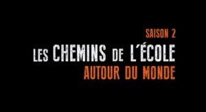La saison 2 des Chemins de l'école débute le dimanche 10 septembre sur France 5 (photo : capture d'écran francetvéducation)