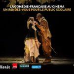 Comédie-Française au cinéma : enseignants, assistez gratuitement à la rediffusion de Cyrano de Bergerac