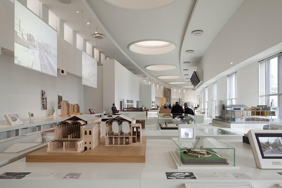 Découvrez les trésors de l'architecture moderne à la Cité de l'architecture