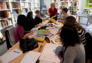 Formation en allemand à l'IUFM de Strasbourg, 2011 / Coll. IUFM d'Alsace