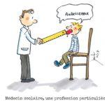 Tous médecins scolaires !