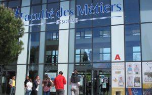 Faculté des métiers de l'Essonne (photo : LeParisien/LP)
