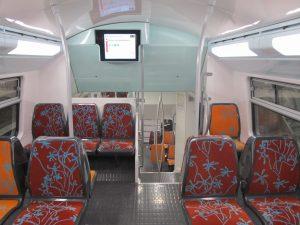 Dans le RER A / Poudou99 / Wikimedia / Licence CC