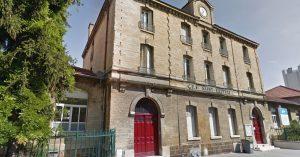 Le collège Saint-Exupery, Vincennes.