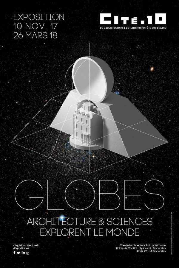 Exposition Globes : comment les architectes représentent le monde