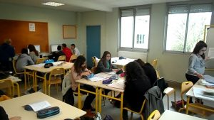 "La ""classe accompagnée"" d'Alan Coughlin / letlearn.eu"