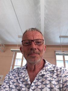 Olivier Maury, directeur d'école