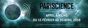 Appel à films Parisience 2018