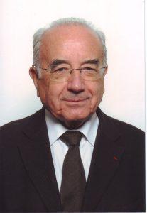 Daniel Couturier secrétaire perpétuel de l'Académie de Médecine. Crédit : D.R.