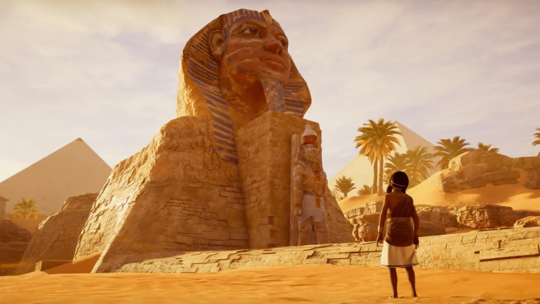 Serious gaming : apprendre l'Histoire avec le «Discovery Tour» d'Assassin's Creed Origins