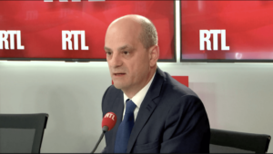 blanquer ministre de l'Education nationale