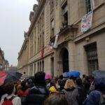 Universités en lutte, le mouvement atteint la Sorbonne