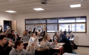 plickers en classe
