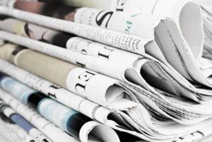 journaux - shutterstock