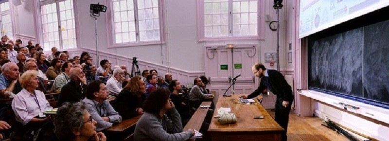 «Le grand projet de l'Institut Henri Poincaré, c'est l'ouverture en 2020 de la Maison des Mathématiques»