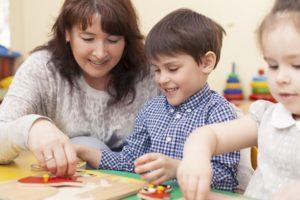 enfants autistes en maternelle