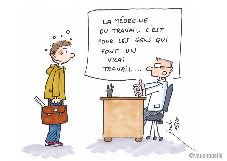 Visite médicale : inutile pour les profs !