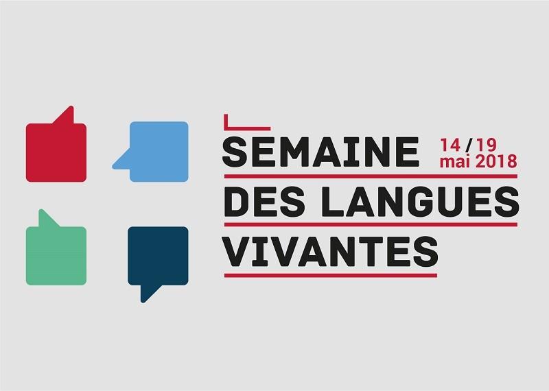 Semaine des langues vivantes : elle démarre aujourd'hui