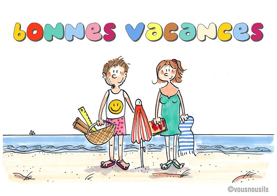 Bonnes vacances à tous les profs !