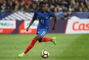 Ousmane Dembélé a choisi de privilégier sa carrière sportive aux études / FFF.fr