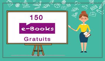 150 ebooks gratuits