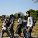 En Inde, des «cours de bonheur» à l'école pour rendre les élèves heureux