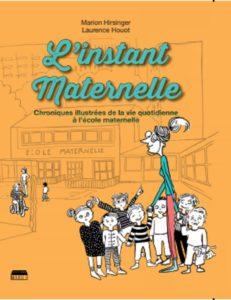 L'instant Maternelle couv livre