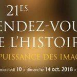 Rendez-vous de l'Histoire 2018 : « la puissance des images » à l'honneur