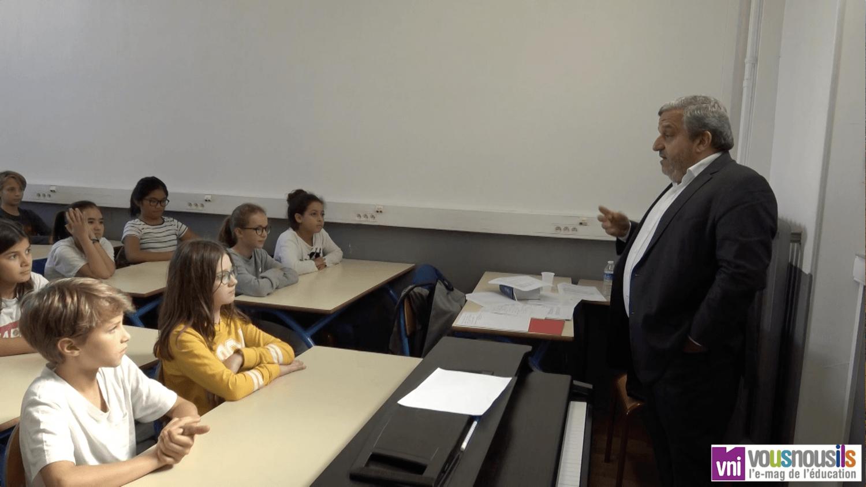 Journée du droit : un avocat au collège pour parler réseaux sociaux