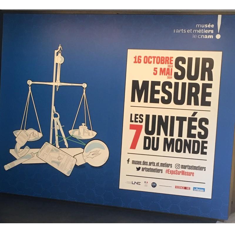 Une exposition «Sur Mesure», au musée des Arts et Métiers