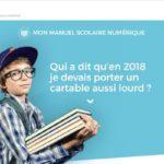 «Mon manuel scolaire numérique» : faire ses devoirs partout, tout le temps