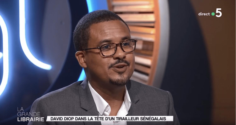 David Diop : dans «Frère d'âme», la conscience du personnage est sans filtre