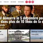 Le Festival International des Films des droits de l'Homme de Paris se déroulera du 5 au 18 décembre 2018