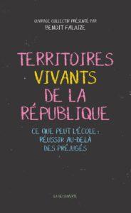 Couverture livre Territoires vivants de la République
