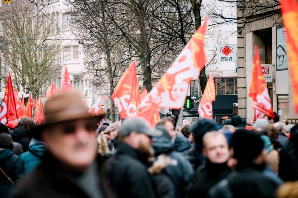 Les fonctionnaires, dont les enseignants, appelés à faire grève et à manifester ce jeudi 9 mai