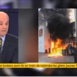 Manifestations lycéennes: un mouvement «extrêmement violent» selon Jean-Michel Blanquer
