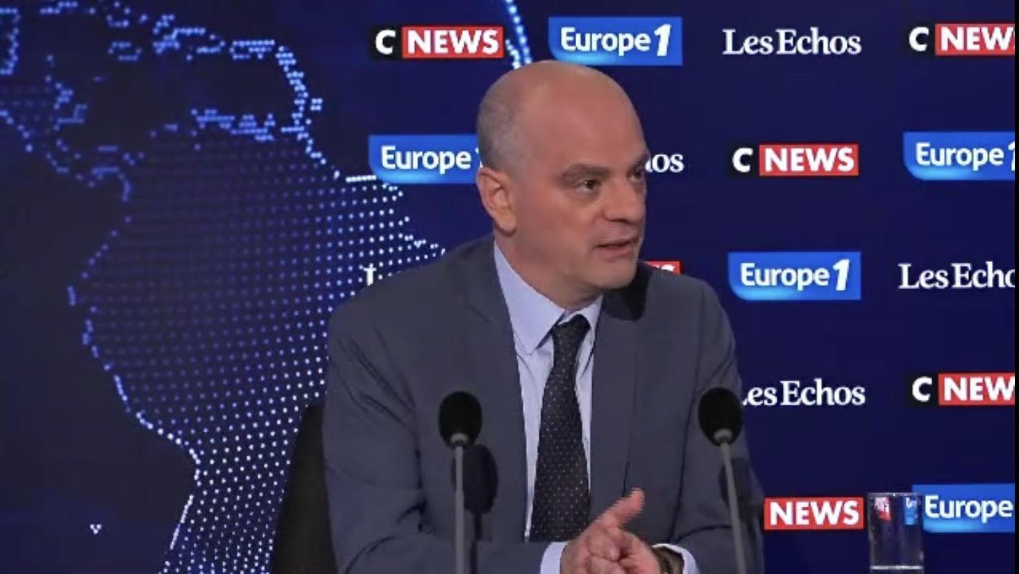 Violences à l'école : Jean-Michel Blanquer favorable à des «amendes» pour les familles concernées