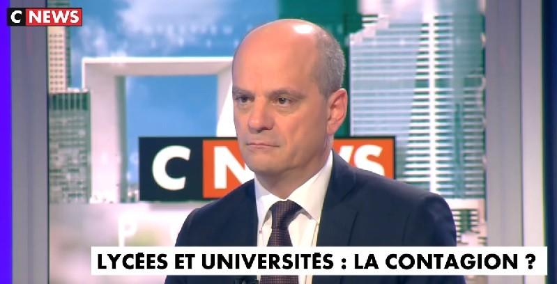 Jean-Michel Blanquer veut renouer avec «l'énergie française pour tous»
