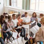 Au B.O cette semaine : développement du chant choral à l'école