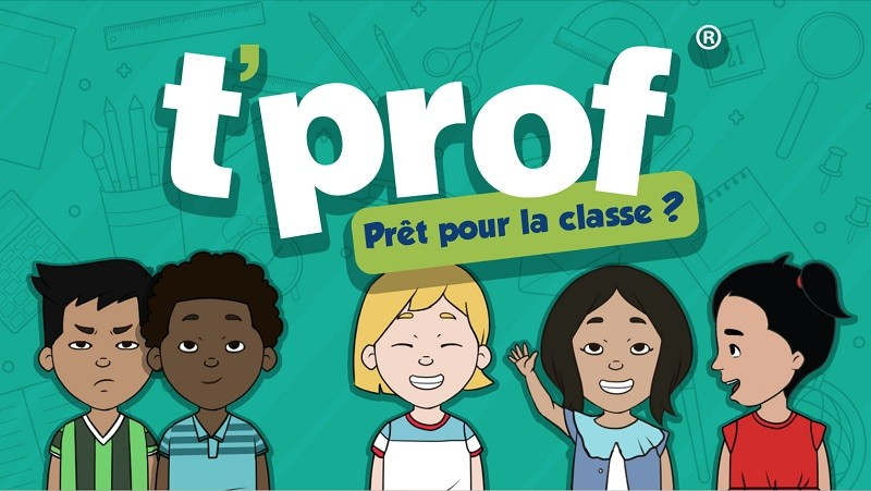 Innovation : T-Prof®, le premier simulateur numérique d'enseignement
