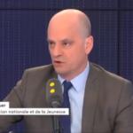 Antisémitisme, loi pour l'école de la confiance : le point avec Jean-Michel Blanquer
