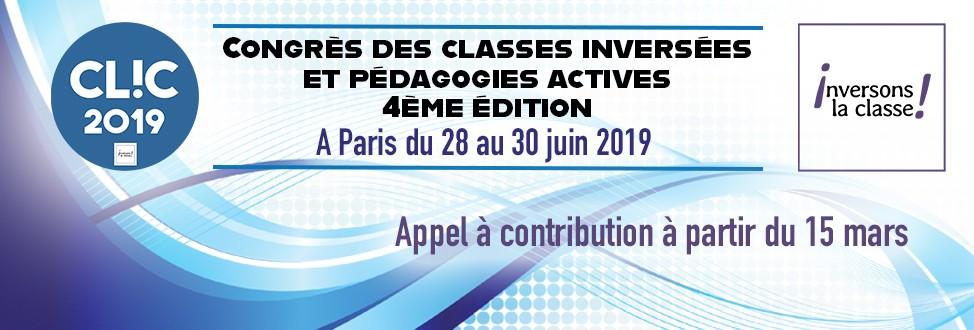 Congrès sur la classe inversée 2019 : une édition dédiée à «la diversité des apprentissages»