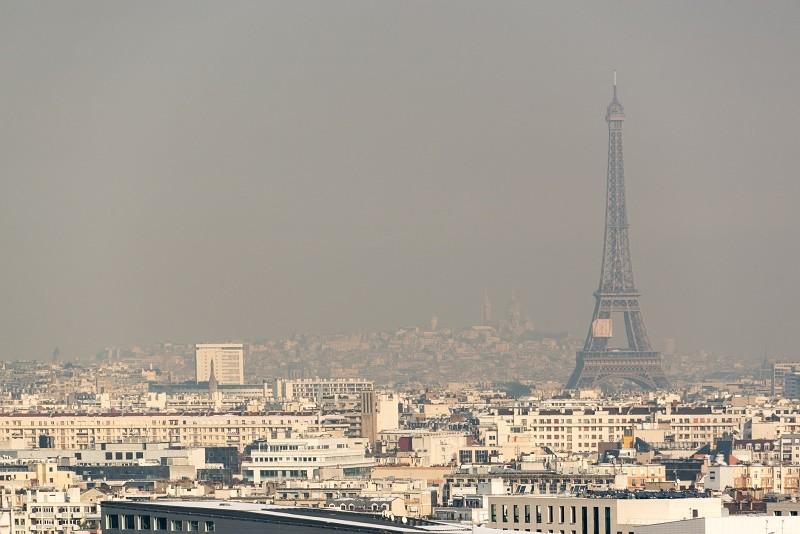 Pollution de l'air dans les écoles : inquiétude à Paris et Marseille