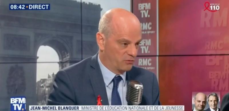 EPLESF : Jean-Michel Blanquer donne des précisions