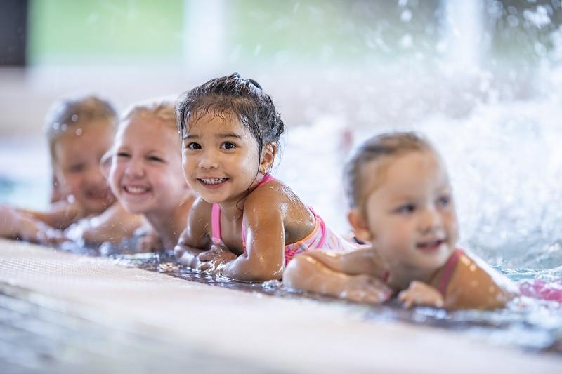 Des initiations à la natation dès la maternelle