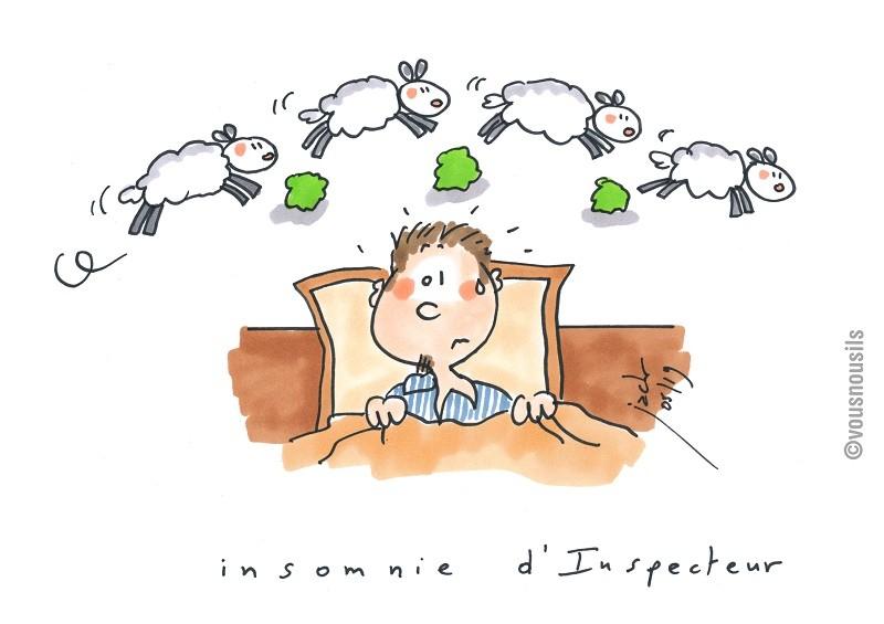 Ecole : combien de moutons encore avant de dormir ?