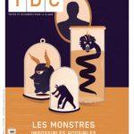 Revue TDC : le dernier numéro consacré… aux monstres