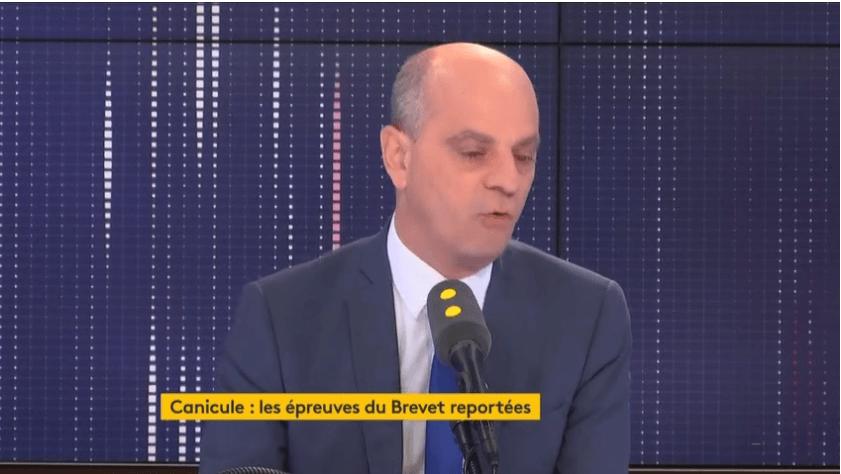 Report du brevet 2019 : Jean-Michel Blanquer détaille les critères