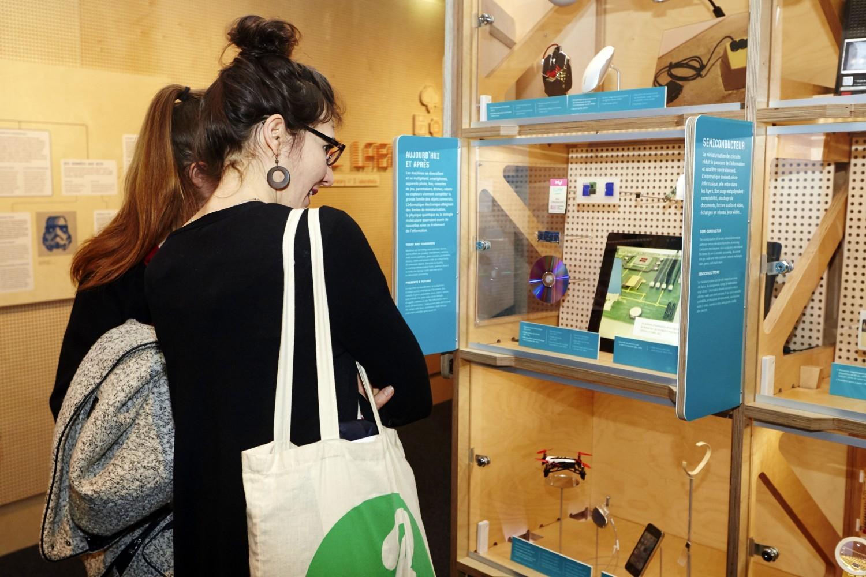 Exposition pédagogique : l'informatique devient ludique au Palais de la découverte